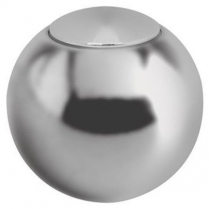 "Lokar 2"" Automatic Shifter Knob w/o Shift Pattern - Polished"