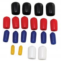 Vacuum Line Cap Kit - Plastic