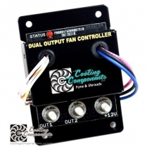 Solid State Dual Speed Fan Controller