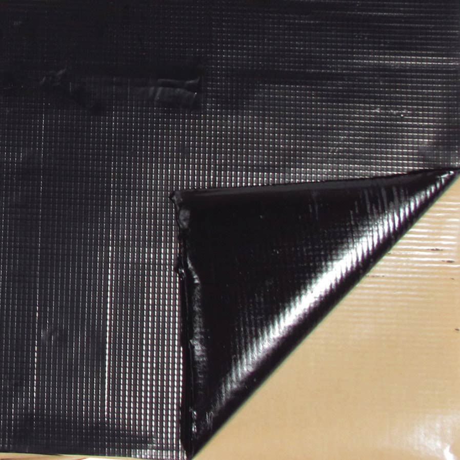 Insulation & Sound Deadener 36 Sq.Ft. Black