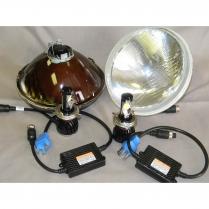 "7"" Round LED Headlights"