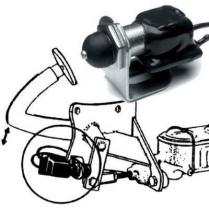 Adjustable Brake Light Switch