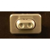 Billet Power Window Switch - Aluminum