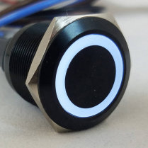 Push Button Start with RFID Blue/Black
