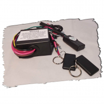 Push Button Start Kit with RFID and Red LED Button