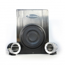 Amplified Subwoofer and Tweeter System