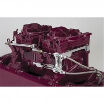 Carburetor Bracket Kit for Edelbrock w/Progressive Linkage
