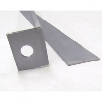 """42"""" Universal Mounting Straps - Stainless Steel"""