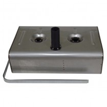 "UT Universal Stainless Steel EFI Fuel Tank Neck & 6"" Hose"