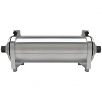 Horizontal A/C Dryer - Polished Aluminum