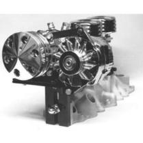 1949 Ford Flathead A/C and Alternator Brackets