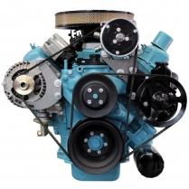 Mopar 383-440 A/C and Alternator Bracket Kit