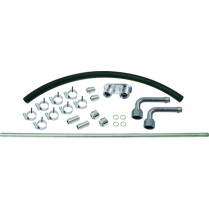 ProLine Heater Kit without Bulkhead - Stainless