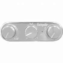 Streamline Gen IV Magnum Horizontal Control Panel - Polished