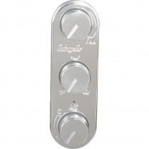 Streamline Gen IV Magnum Vertical Control Panel - Polished