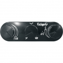 Streamline Gen IV Magnum Horizontal Control Panel - Black