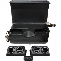 Trunk Mounted Vacuum Controlled Cool Only Evaporator