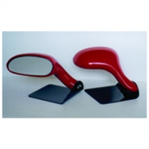 Vision Slanted Oval Exterior Mirrors