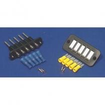 Door Jam Wire Eliminator - 5 Contact