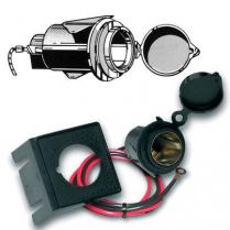 Power Plug Receptacle