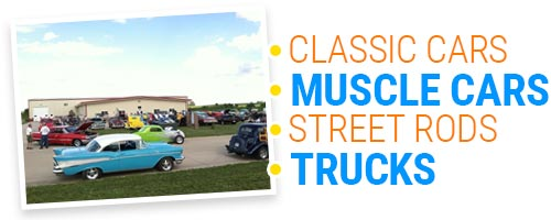 classic cars muscle cars street rods trucks